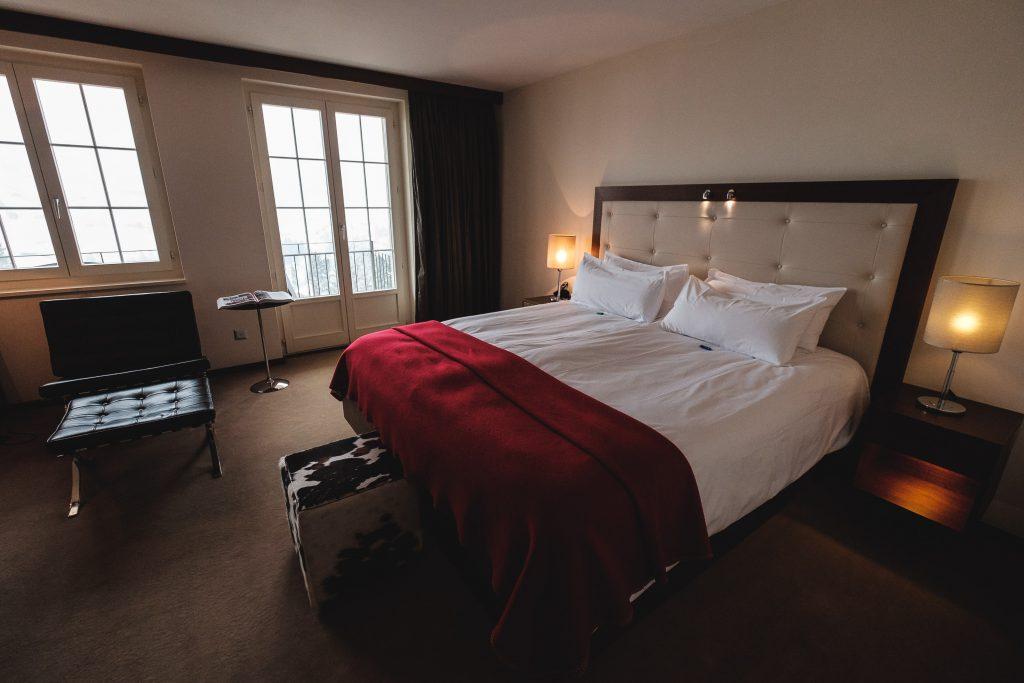 Zimmerkategorie: 1 Deluxe Zimmer Süd mit Panoramablick